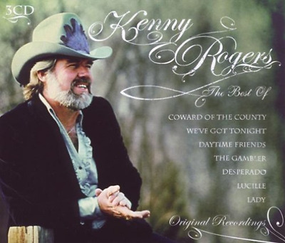 Kenny Rogers-The Best of Kenny Rogers  (UK IMPORT)  CD NEW