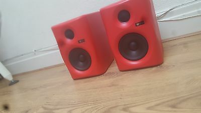 Monkey Banana Gibbon 5 Passive Powered Studio Monitor Speakers (Pair)