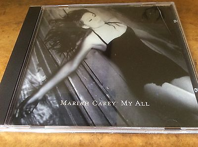 Mariah Carey - My All - USA 6trk Promo Only Cd Single.