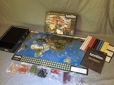 Axis and Allies - Spring 1942 Edition Unused Condition New But Opened