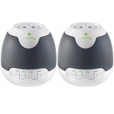 HoMedics MyBaby SoundSpa Lullaby Sounds and Projection (2PK)