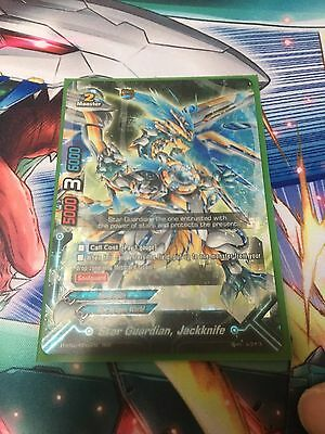 Future Card Buddyfight Star Guardian, Jackknife H-BT02/008EN RRR