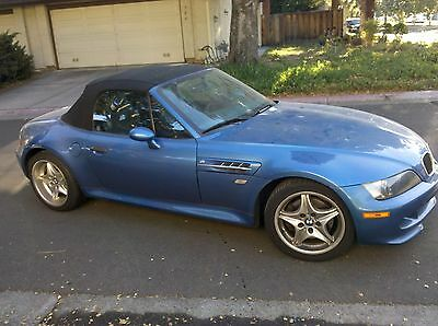 2000 BMW M Roadster & Coupe  2000 BMW M-Roadster with Dinan supercharger