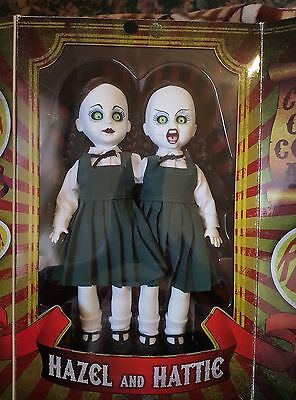 Hazel and Hattie Resurrection living dead dolls ULTRA RARE!