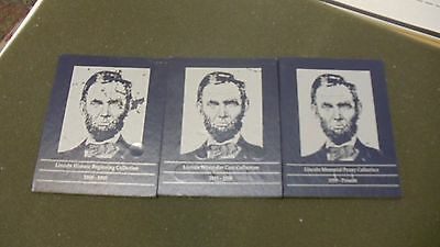 1909 - 1992 Lincoln Cent Set; Wheatback.; PDS; Circ. In Coin Folders
