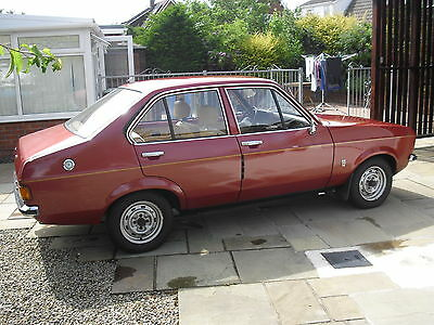 Ford Escort Mk2 1.3 Stunning Condition Throughout Low Mileage German Import Lhd