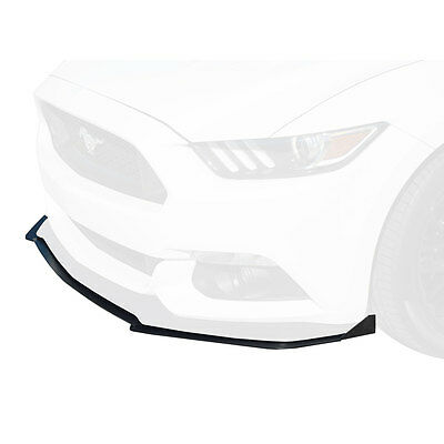 Rally Innovations FO-P8T-FSP-02 Mustang Front Splitter Aluminum Three-Piece Matt
