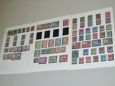 Stamp Pickers British Burma Classic Album Collection Estate Lot MH VFU