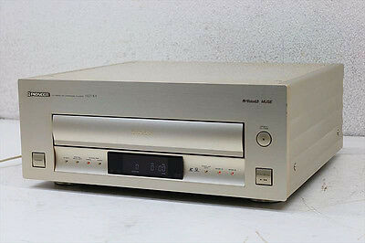 Pioneer HCD-X9 HCDX9 MUSE Hi Vision Laser Disc LD Player Used Japan