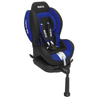 Chair child Sparco SPC F500i Isofix Group 1 blue