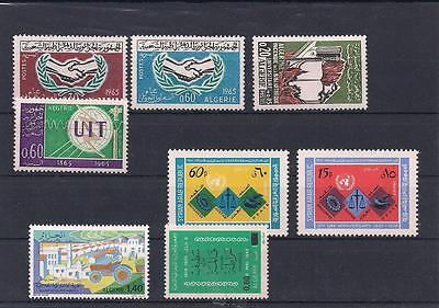 Range of Arabic Stamps Very Fine MNH and Used 2 x Scans