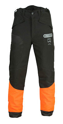 Oregon Waipoua Protective Type A Class 1 Chainsaw Trousers S-3XL 295463