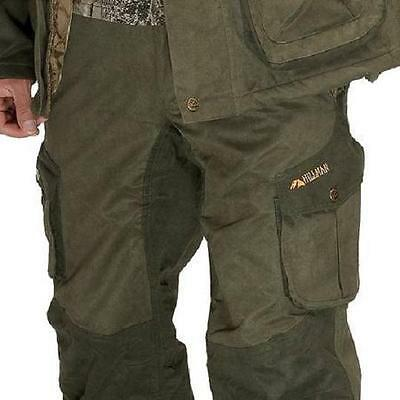 Hillman Outbrave Trousers Camo Green Stalking Hunting Shooting Jack Pyke