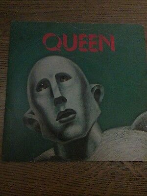 """QUEEN 5 x classic 7 """" singles including Bohemian Rhapsody - We Are The Champions"""