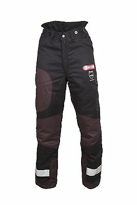 Oregon Yukon+ Protective Type A Class 1 Chainsaw Trousers S-3XL 295453