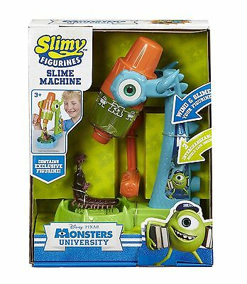 Disney Pixar Monsters University Slime Canister Machine With Exclusive Figurine