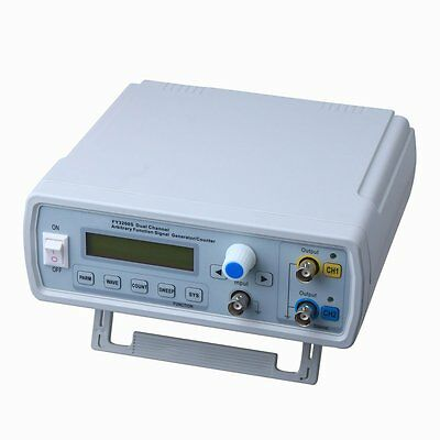 Wisamic 24MHz Dual-channel DDS Function Signal Generator High Precision Waveform
