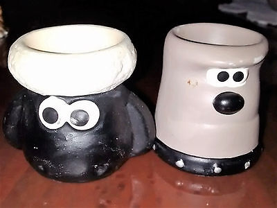 Preston Amp Shaun The Sheep Wallace Amp Gromit Novelty Egg