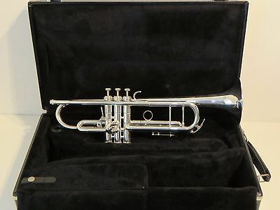 King Silver Flair Trumpet – Silver Plate Finish