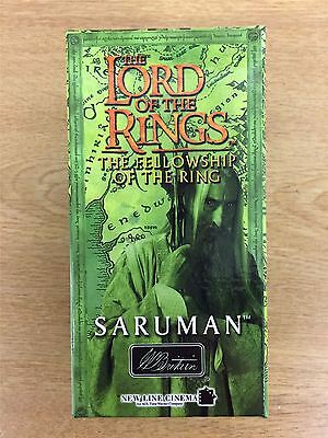 W. Britain Lord Of The Rings Fellowship Of The Ring Hand Painted Figure Saruman