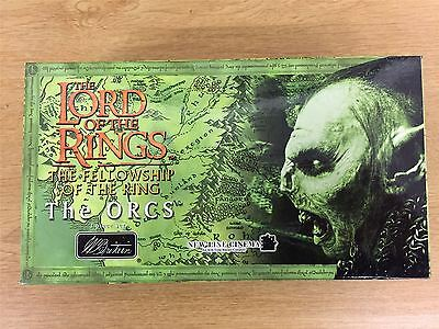 W. Britain Lord Of The Rings Fellowship Of The Ring Hand Painted Figure The Orcs