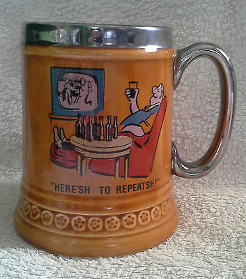 Lord Nelson Pottery Hand-Crafted Mug Made In England