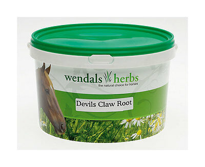 Wendals Devils Claw Root 1kg For Horse PR-6605