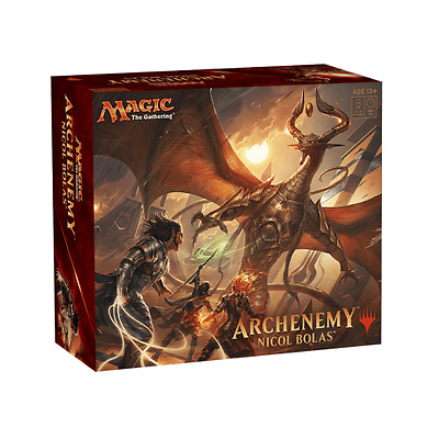 Magic the Gathering: Archenemy Nicol Bolas