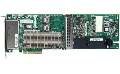 HP - 487204-B21 - Smart Array P812/1G FBWC 2-ports Int/4-ports Ext PCIe x8 SAS C