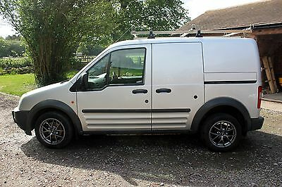 Ford Transit Connect LX TDCI SWB (NO VAT)