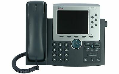 CISCO - CP-7965G= - Cisco Unified IP Phone 7965, Gig Ethernet, Color, spare