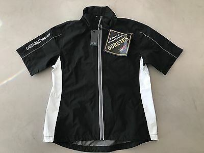 Galvin Green Ladies Short sleeve Gore-Tex Jacket Small Black / white - Worn once