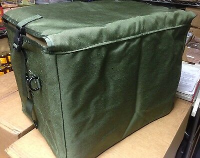US Military Issue Textile Bag / Hospital Linen Bag Brand New OD