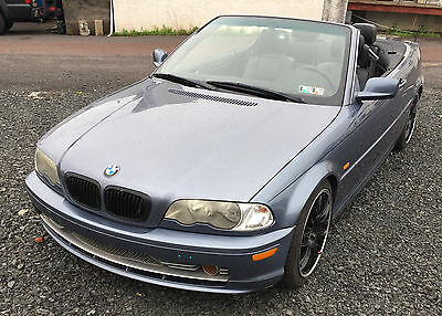2003 BMW 3-Series 330 CI Convertible 2003 BMW 330ci convertible e46