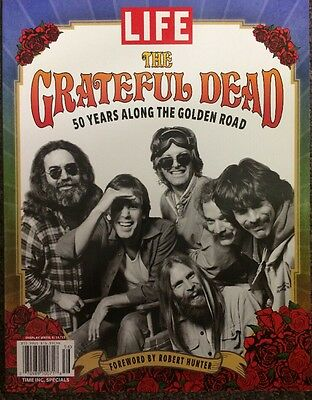 Time Life The Grateful Dead 50 Years Along The Golden Road Magazine