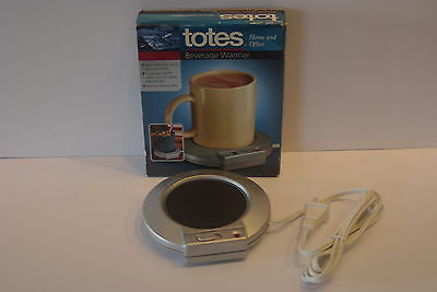 Totes Coffee Tea Soup Mug Cup Beverage Candle Craft Warmer  71413