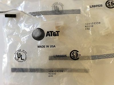 Lot of 4 Genuine ATT 400B2 Power Injector Plugs for Compatible Phones