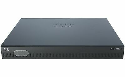 CISCO - ISR4321/K9 - Integrated Services Router 4300-Series
