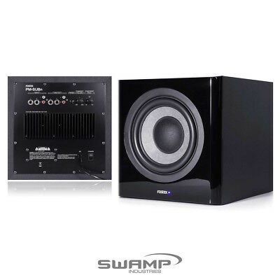 FOSTEX PM-SUBn Professional Active Sub Woofer for Studio Monitoring - 68W - 8""