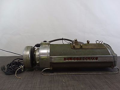 Vintage Electrolux XXX Model 30 Torpedo Vacuum Cleaner Canister /4A3