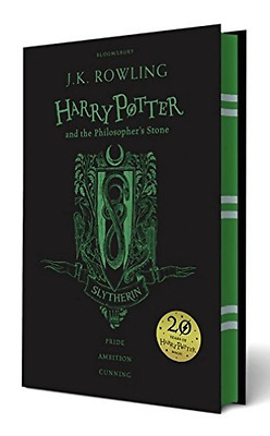 Rowling J.K.-Harry Potter And The Philosopher`S Stone - S (UK IMPORT)  BOOKH NEW