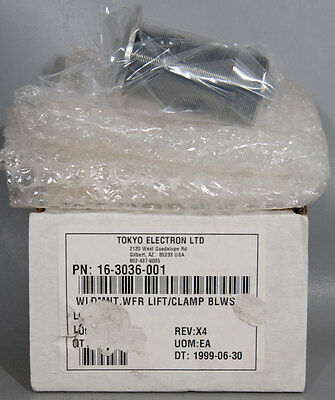 NEW TEL/Tokyo Electron PN: 16-3036-001 Weldment Wafer Lift/Clamp Bellows