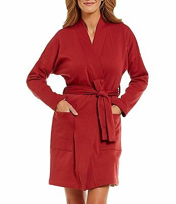 812adfbd6e New Nwt Womens Large Lipstick Red Ugg Australia Braelyn Fleece Short Wrap  Robe.  49.95 Buy It Now 8d 10h. See Details. NWT Ugg Timeless Red Braelyn  Kimono ...