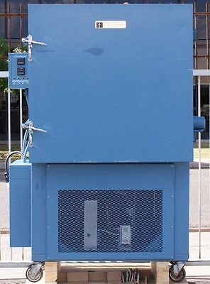 Tenney T-14-C/M Environmental Chamber w/Through Doors 14 cu. ft. Refurbed