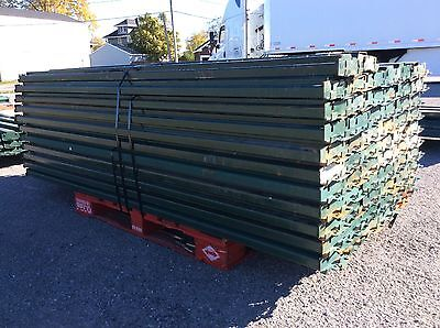 "4.50"" Width x 92.25"" Long Old Teardrop Interlake Racking Beam for Pallet Racking"