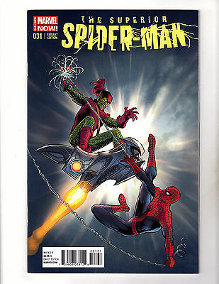 Superior Spider-Man #31 Maguire Variant Marvel Comic 1st print 2014 unread NM