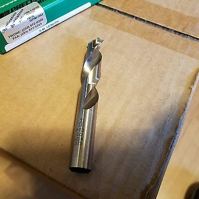 "9/16"" Cobalt Sm Length Drill 2-5/8"" Lof 4-1/8"" Oal Ptd Co 375"