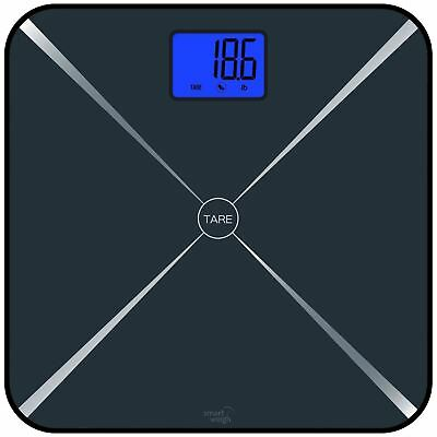 Smart Weigh Digital Body Weight Scale with Baby or Pet Tare Weighing Technology