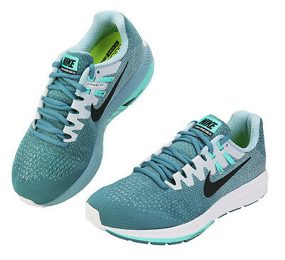 finest selection 61256 814b2 NIKE WOMEN'S AIR Zoom Structure 20 Running Shoes 849577-004 Marathon  Trainers