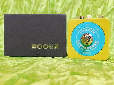 Mooer Spark Series Chorus NEW in Box Lowest Price Anywhere!